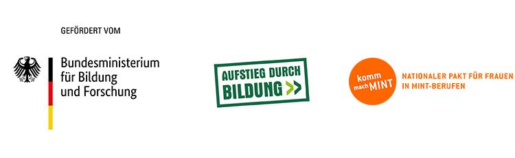 """BMBF, """"Aufstieg durch Bildung"""" und """"Komm, mach MINT"""""""