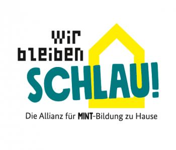 wir bleiben schlau-Allianz Logo